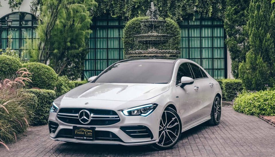 Mercedes AMG CLA35 4Matic