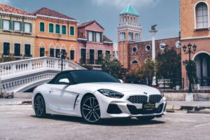 รถหรูมินิมอล-BMW Z4 2019