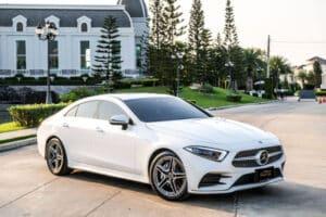 รถหรูมินิมอล-Mercedes-Benz CLS300d AMG Premium
