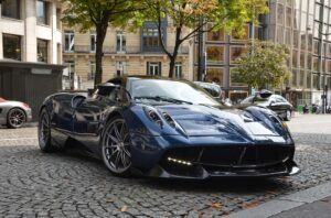 รถยนต์หรูราคาแพง-รถยนต์แบรนด์นอก