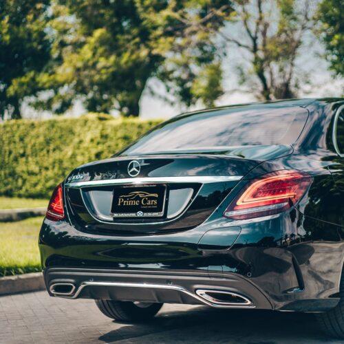Mercedes Benz C300e AMG Dynamic