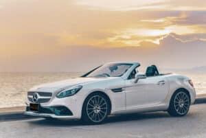 รถยนต์ Coupe