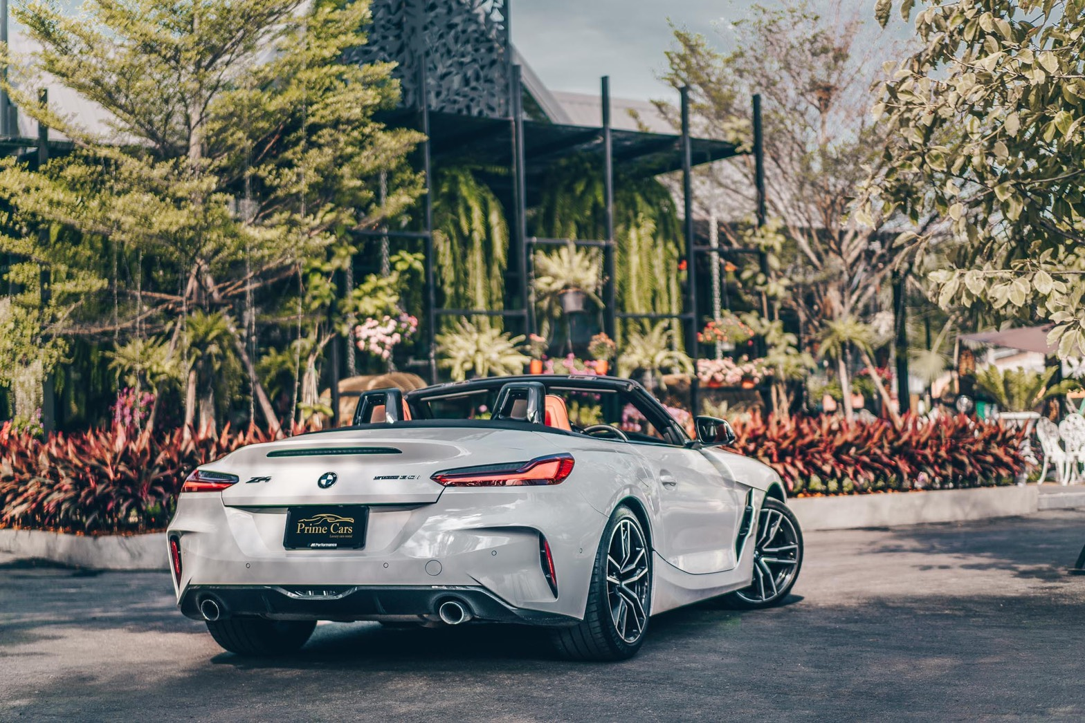 เช่ารถหรูเปิดประทุน BMW Z4 30i M Sport G29