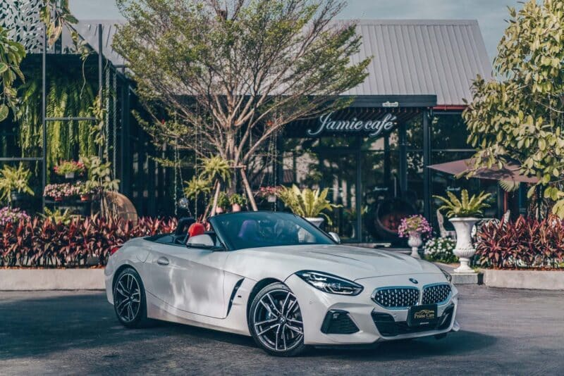 เช่ารถสปอร์ต BMW Z4 รุ่นใหม่ล่าสุด