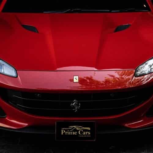 รถหรูเปิดประทุน Ferrari Portofino