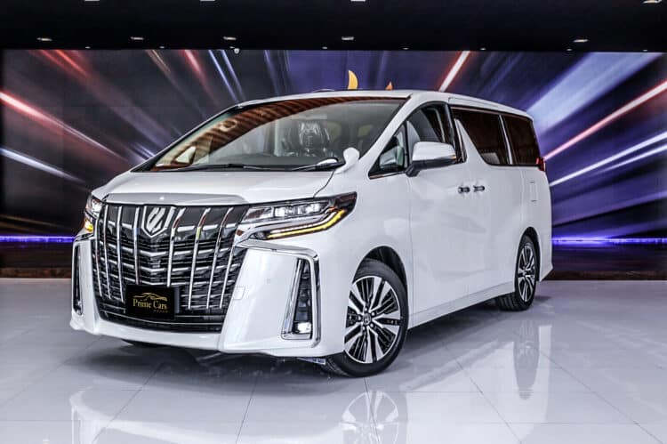 Toyota Alphard 2019 New