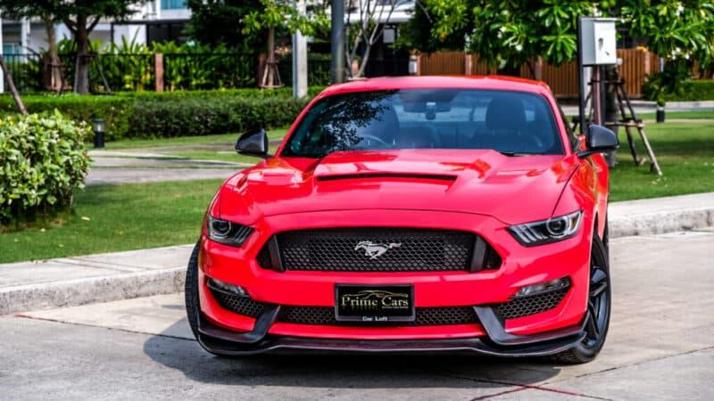 รถหรูน่าเช่า Ford Mustang