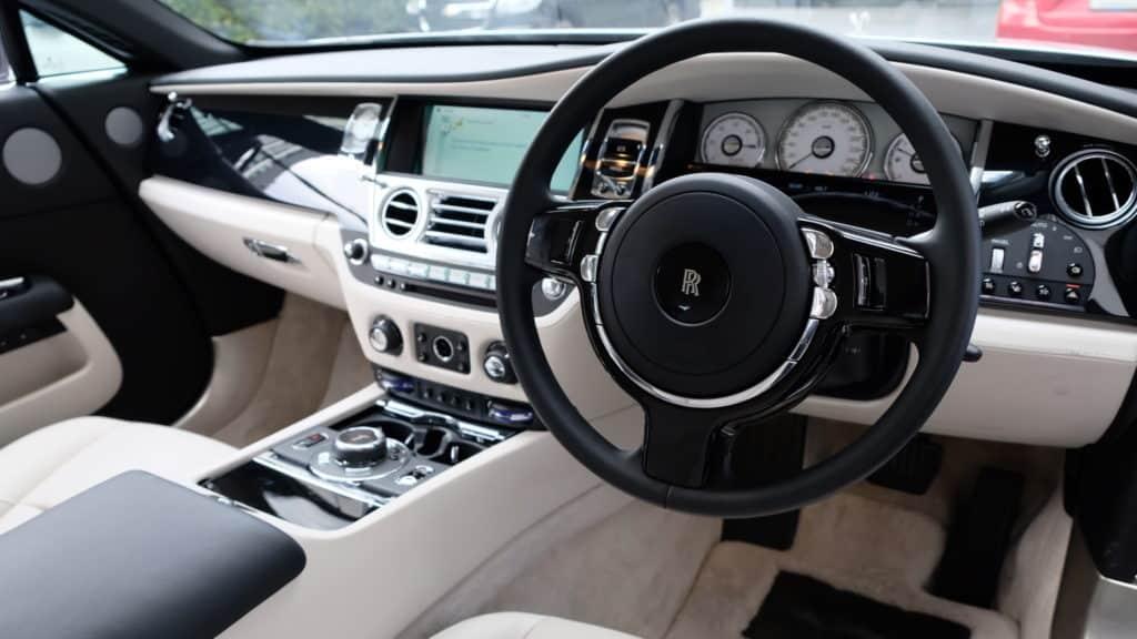 รถ Rolls Royce