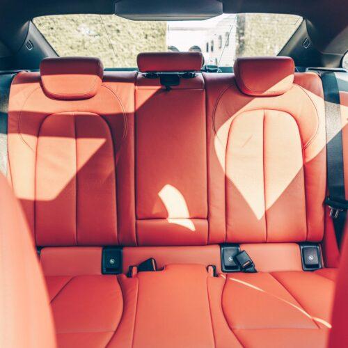 เบาะหลังของ BMW 2 Series กว้างขวาง