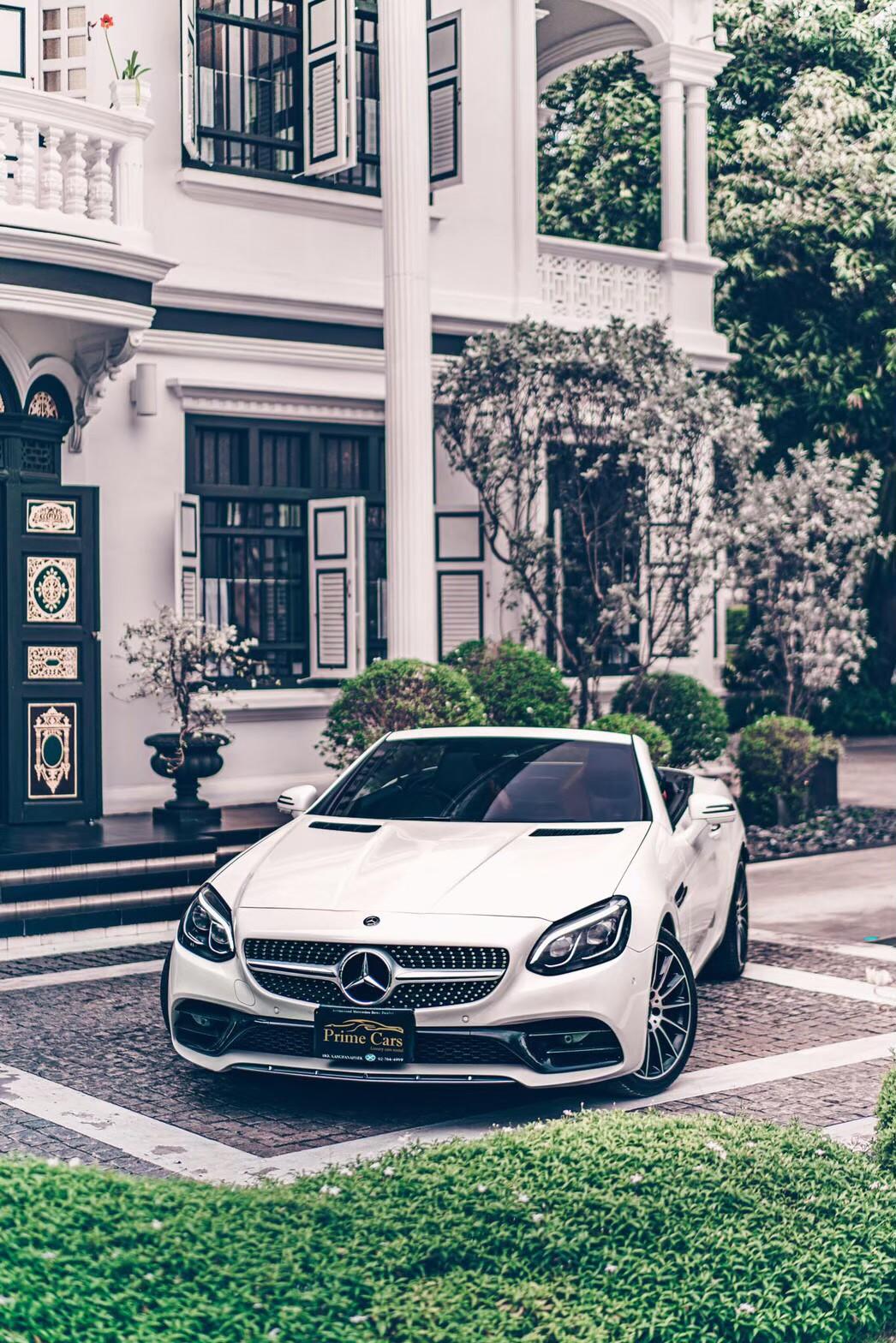 เช่ารถแต่งงาน Benz SLC 300 AMG
