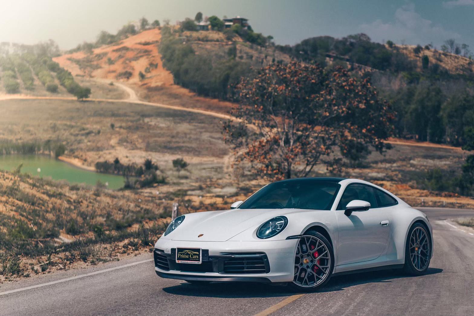 เช่ารถแต่งงาน Porsche 911 Carrera S