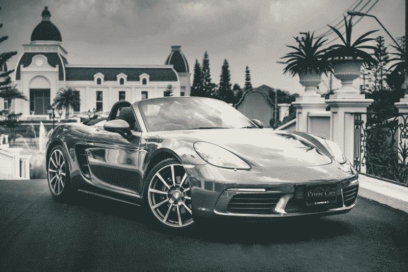 เช่ารถแต่งงาน Porsche 718 Boxster