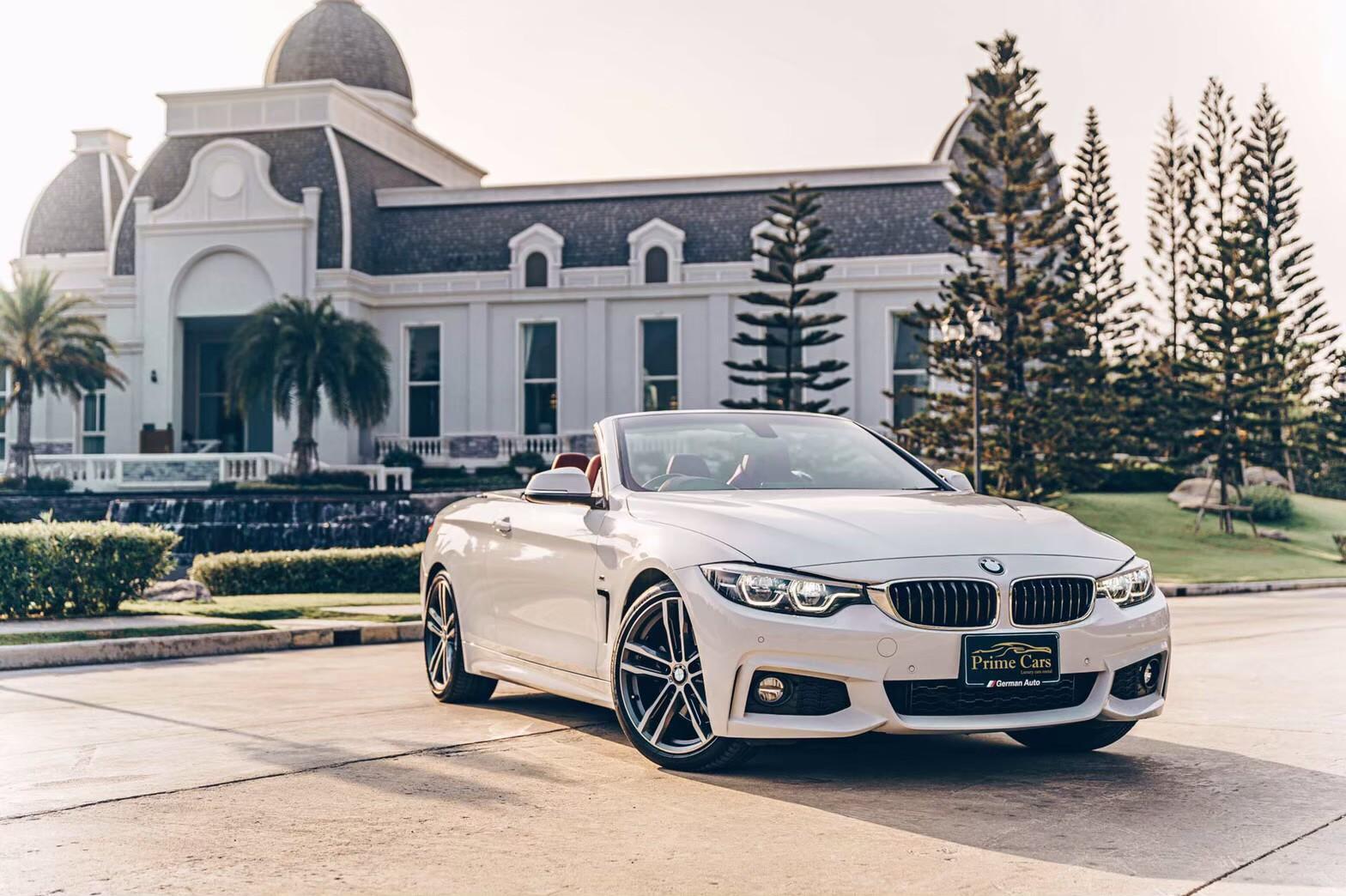 เช่ารถหรู BMW 430i