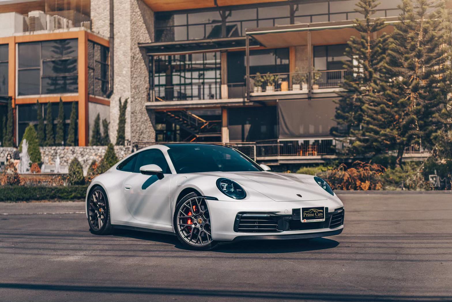 เช่ารถหรู Porsche