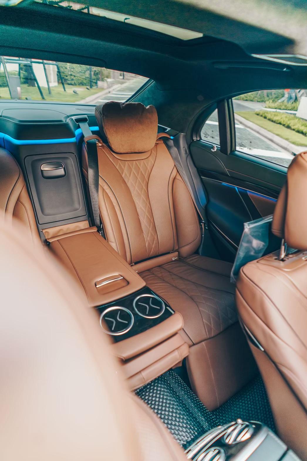 เช่ารถเบนซ์ Mercedes-Benz ENERGIZING Massage