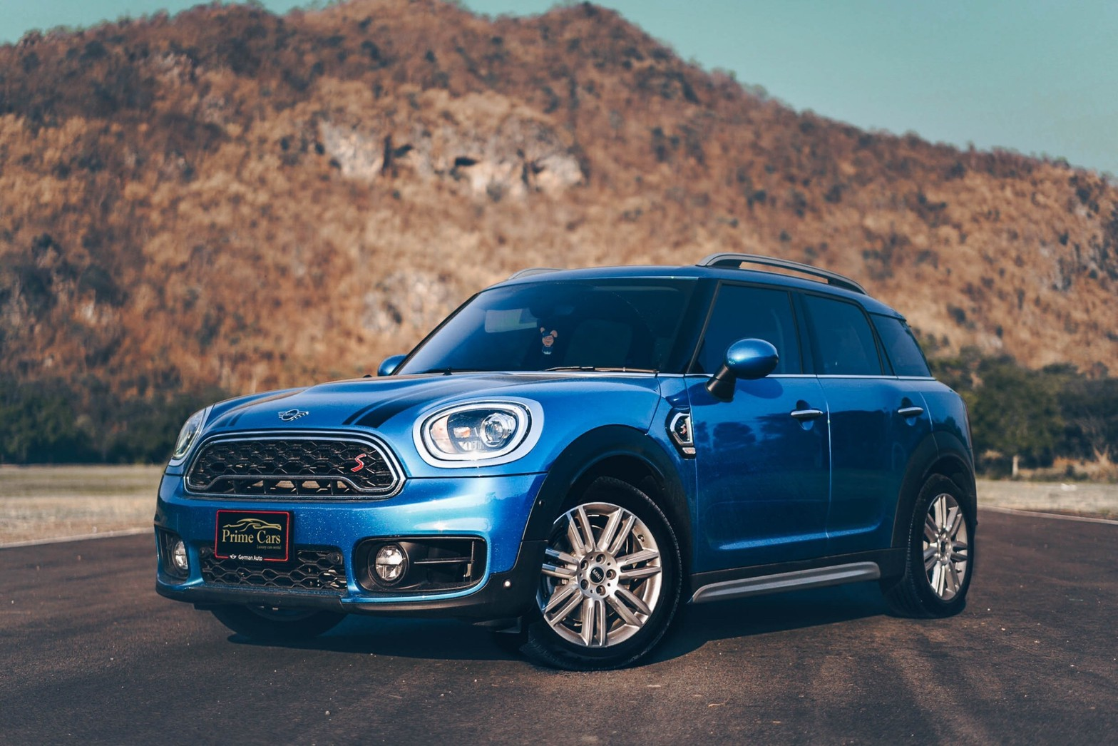 เช่ารถหรู Mini Cooper