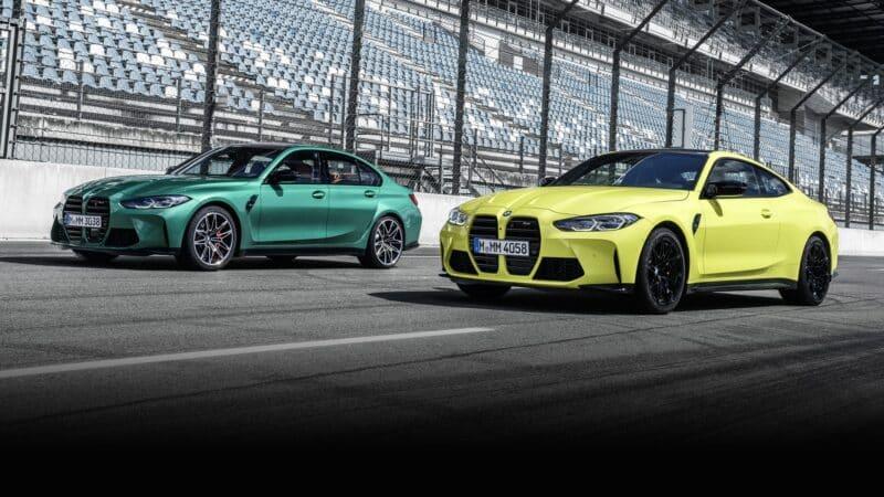 เช่ารถ BMW M3