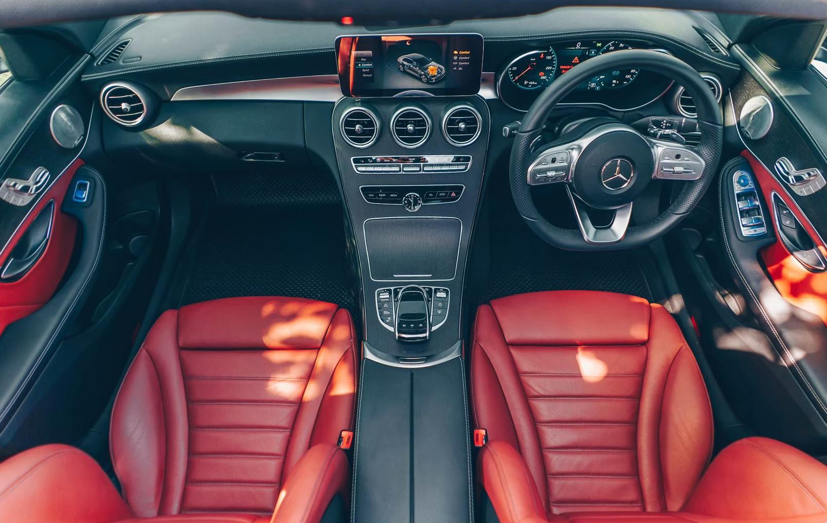 รถเบนซ์ C300e AMG Dynamic