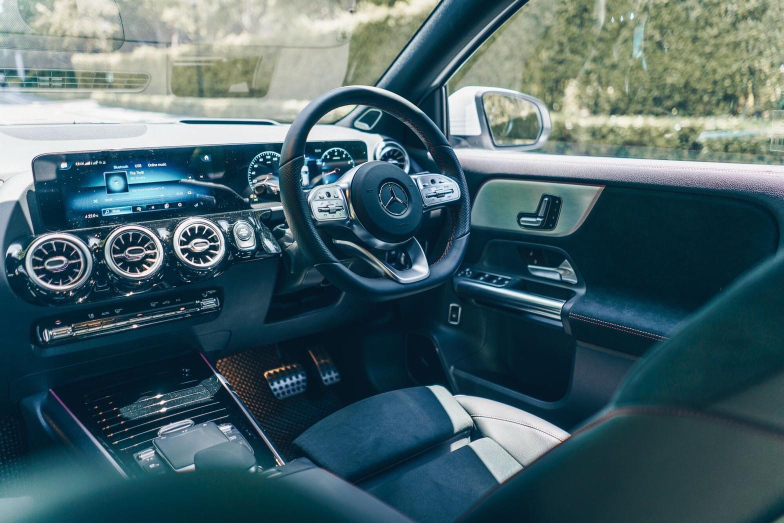 รถเบนซ์ Mercedes-AMG GLA 35 4MATIC