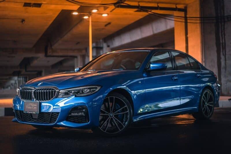 เช่ารถ BMW 3 Series 2021